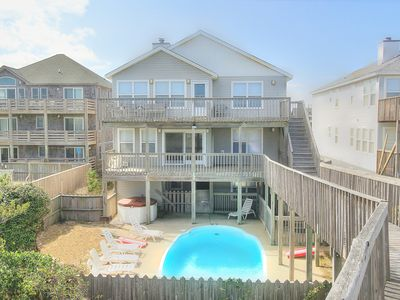 Photo for 7 Bedroom Pet Friendly in Heart of Nags Head