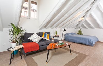 Photo for Cute, new and cozy flat in the heart of Malasaña!