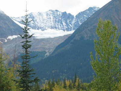 Photo for Exceptional Accommodation - Stunningly Beautiful Glacier View Home!