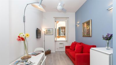 Photo for Beato Angelico Second,Fantastic apartment comes with all the accessories in the heart of Rome a ...