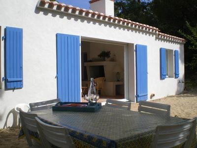 Photo for Noirmoutier, Beautiful House with 3 bedrooms sleeps 6 quiet near the beach