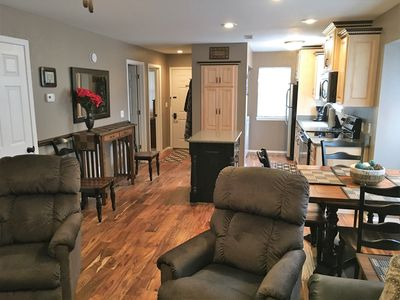 Photo for Close to Silver Dollar City! Beautiful Walk-in unit!