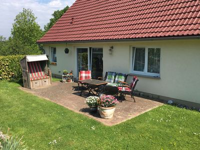 Photo for Cozy Holiday Home in Hohenkirchen near Baltic Sea