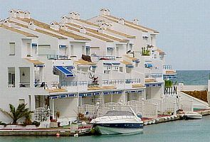 Apartments from marina
