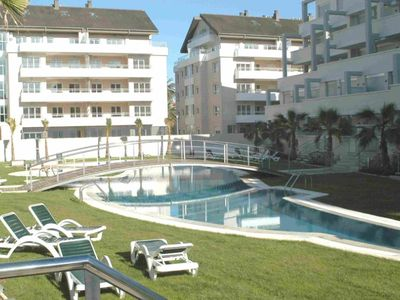 Photo for Apartment for six people next to becha and town,