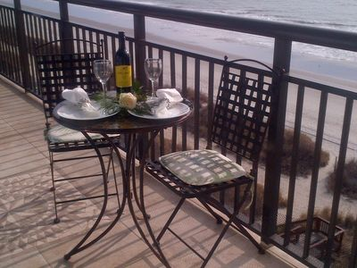 Photo for Alluring Beach Rendezvous in Beautiful Oceanfront Unit 602, 2BD/2BA at BlueWater