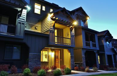 Photo for Park City Parks Edge. Community Club House with Pool/Hot tub and Fitness Center. Hiking and Biking Trails. 5 Miles from PCMR and Deer Valley Resort