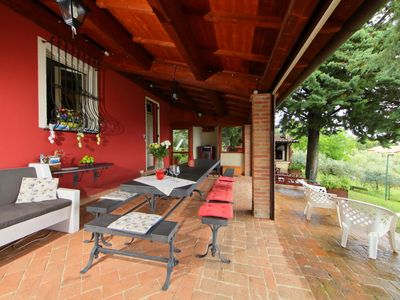 Photo for Vacation home La Letizia in Assisi - 12 persons, 5 bedrooms