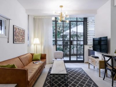 Photo for Luxurious Bauhaus 3BR Garden Apartment Best TLV  Location