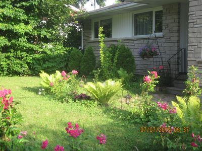 Photo for Ottawa Bungalow - Great Location - Superb Reviews