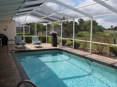 Photo for 3BR Villa Vacation Rental in Inverness, Florida