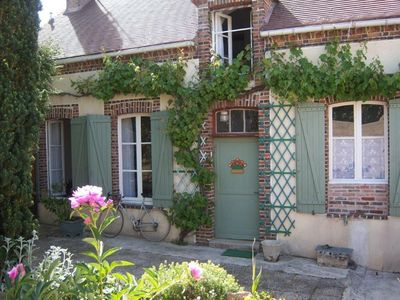 Photo for Charming French Countryside Self-Catering Cottage