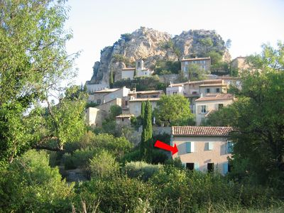 Photo for 3BR House Vacation Rental in La Roque-Alric, Provence-Alpes-Côte-D'Azur