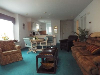 Photo for Walk-in level, spacious condo!  Family owned!