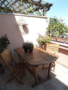Photo for Beautiful Terrace on Rome