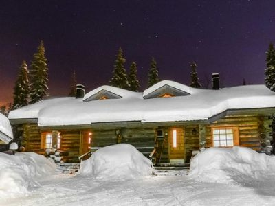 Photo for Vacation home Kuruhovi a in Kuusamo - 6 persons, 1 bedrooms