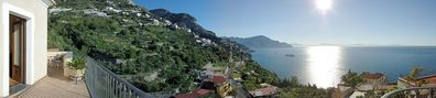 Photo for 6 bedroom Villa, sleeps 12 in Amalfi with Pool, Air Con and WiFi
