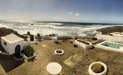 Photo for 1BR Apartment Vacation Rental in El Golfo, Lanzarote