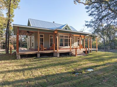 Photo for Heth House - Modern Victorian Cabin in the Woods