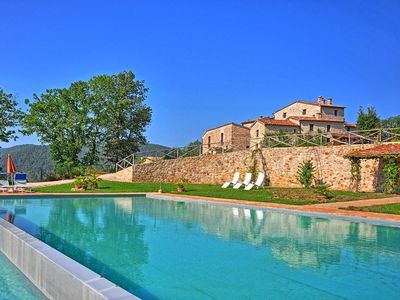 Photo for 14 bedroom Villa, sleeps 27 with Pool, Air Con and FREE WiFi
