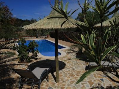 Photo for Small, idyllic country house with chlorine-free pool near the beach