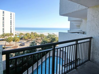 Photo for Beautiful Views in this Newly Remodeled One Bedroom Myrtle Beach Condo, sleep
