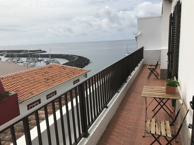Photo for Ocean and city views in Angra center