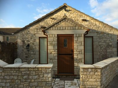 Photo for Small detached cottage not far from the historic City of Bath