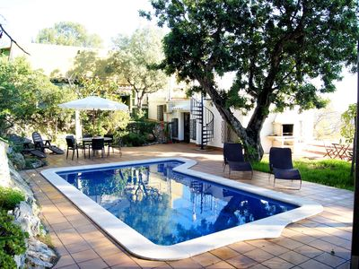 Photo for Villa with Pool, BBQ and Chill-out!