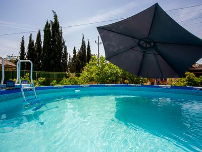 Photo for Lovely Family- Finca with pool in the heart of Majorca