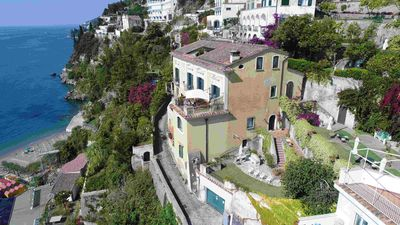 Photo for Wonderful 9 bedroom House in Vietri Sul Mare (Q0227)