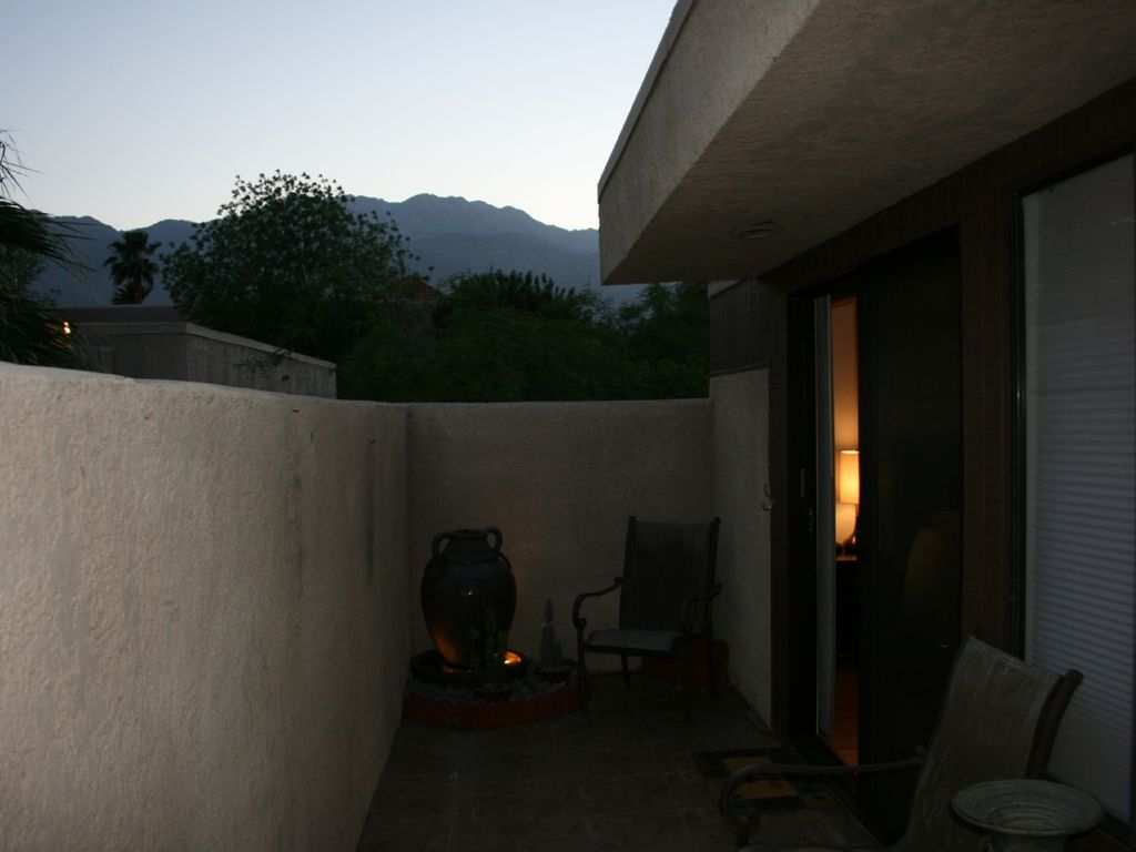 palm springs condo 2br 2ba homeaway sonora sunrise