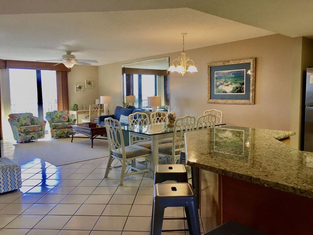 Spacious 3 Bedroom Condo With Ocean Views Orange Beach Alabama Gulf Coast Alabama