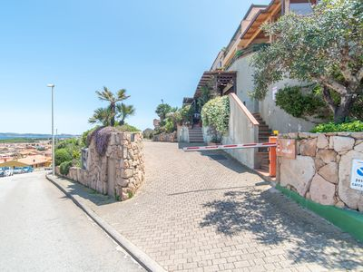 Photo for Apartment with Panoramic Sea View and Terrace; Pets Allowed