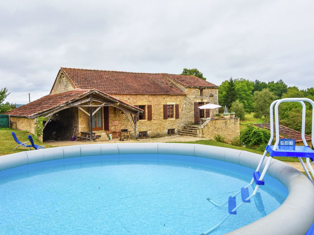 Heavenly Holiday Home With Swimming Pool And Large Garden Villefranche Du Perigord Aquitaine
