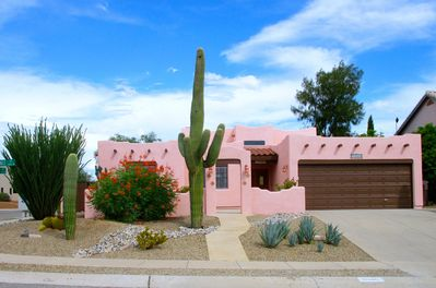 Welcome to Adobe Rose. Southwest Luxury.