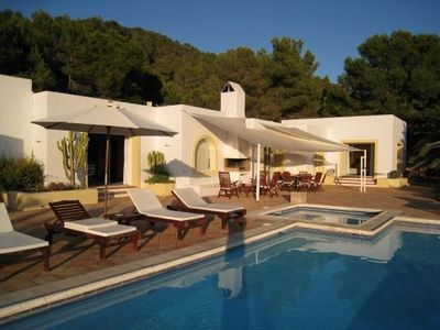 Photo for 5 bedroom Villa, sleeps 10 in San Jose with Pool, Air Con and WiFi