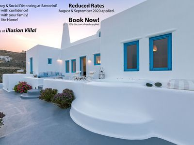 Photo for Exceptional Private Villa for Relaxing and Peaceful Holiday with Stunning Views