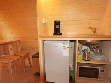 Vacation home Camping de Grienduil  in Nieuwland, Zuid - Holland - 4 persons, 1 bedroom