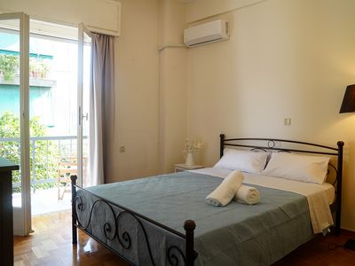 Photo for 70m2 apartment 4 mins from Athens central station!