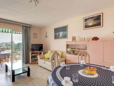 Photo for Nice apartment for 5 guests with WIFI, TV, balcony and parking