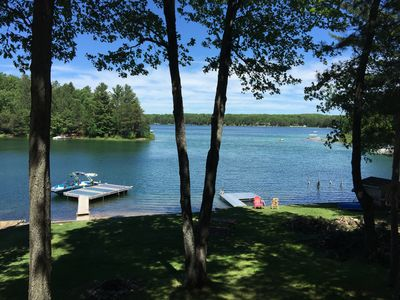 Photo for Pure Michigan Cottage On Little Bear Lake!