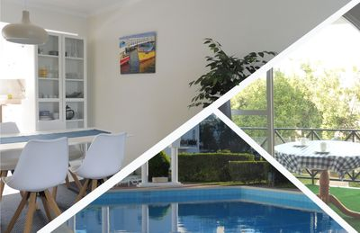Photo for Holiday in the Algarve: apt in Tavira Garden 1 bedroom, pool