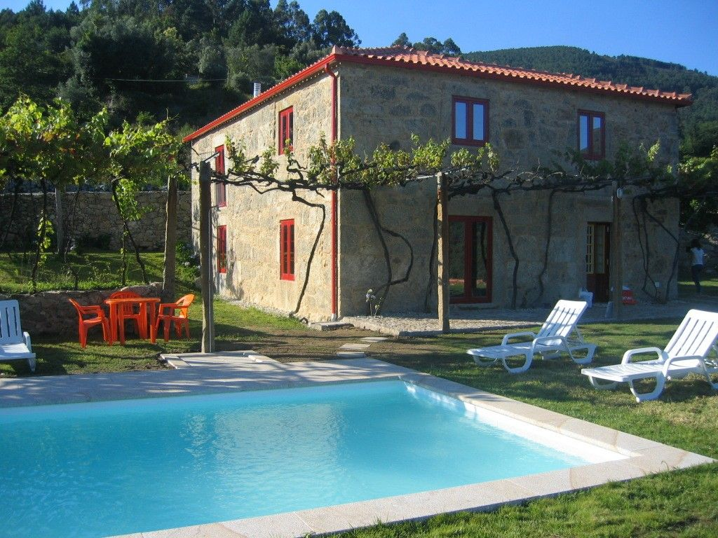 Awesome Location Vacances Maison Ponte De Lima Piscine With Portugal Maison  A Louer