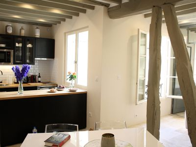 Photo for Luxurious Apartment in the heart of Saint Germain des Prés, Center of Paris