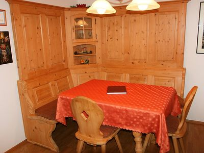 Photo for Apartment 127 m from the center of Ruhpolding with Internet, Lift, Parking, Balcony (86339)