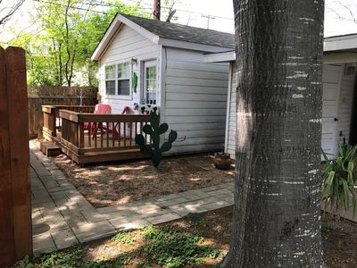 Photo for CACTUS COTTAGE with Private Parking