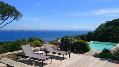 Photo for Villa 304 Cala Longa pool beach walk