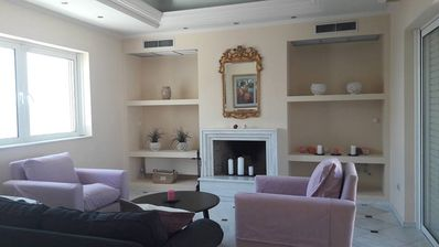 Photo for comfortable and fully equipped 3bd apartment with huge verandas .