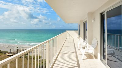 Photo for Float Above The Waves In Paradise - Beach Front,  2 Bed, 2 Bath